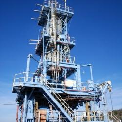ALFA-Rocket-Engine-Test-Stand-4-by-William-Preston-Bowling-2012