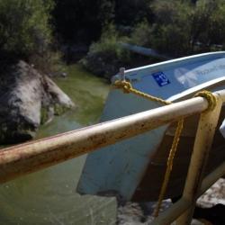 Rockwell-International-boat-at-SSFL-pond-by-William-Preston-Bowling-2012