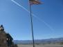 Death Valley Aerosol Trails