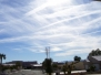 Lake Havasu Arizona Aerosol Trails 2011-2012