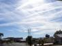 Lake Havasu Arizona Aerosol Trails 2011-2012