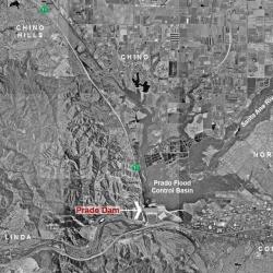 Prado_dam_map