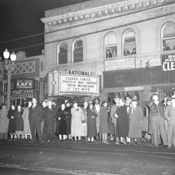 1938 anti-Nazi protest in Boyle Heights