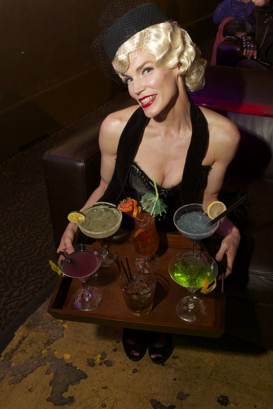 Frackie offers up mysterious toxic cocktails to Australia