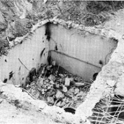 12._KEWB_demolition_of_concrete_roof_of_reactor_room