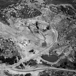 Bowl Aerial - Santa Susana Field Laboratory (SSFL) - 1958