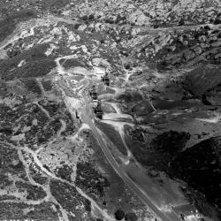 ALFA Aerial - Santa Susana Field Laboratory (SSFL) - 1958