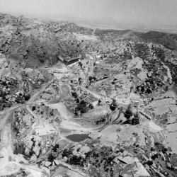 Delta Aerial - Santa Susana Field Laboratory (SSFL) - 1958