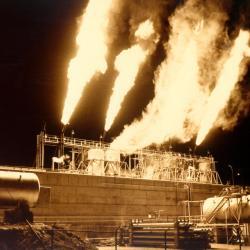 Component Test Laboratory (CTL) II - Turbopump Test Facility, SSFL - CTL-II, Component Test Laboratory - Component Hot Fire