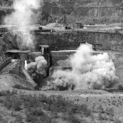V-2 Motor Hot Fire Sequence - Germany - 1945 (2 of 10)
