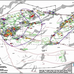 12-2009 SSFL Boeing TCE Groundwater Plumes MAP