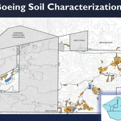 4-28-15 DTSC SSFL Area I III Boeing Soil Characterization MAP