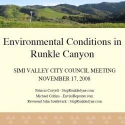 Runkle Presentation 11-17-08