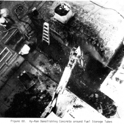 22._SRE_Hy-ram_demolishing_concrete_around_fuel_storage_tubes