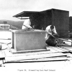 36._SRE_dismantling_east_roof_exhaust