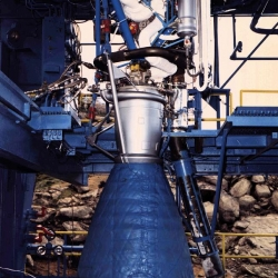 RS_27_Engine_blanketed_for_storage