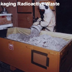 Hot_Lab_Packaging_Radioactive_Waste