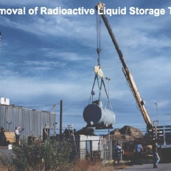 Hot_Lab_Removal_of_Radioactive_Liquid_Storage_Tank