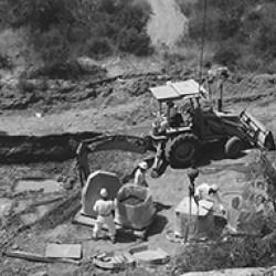 RMHF_-_leach_field_excavated_1978