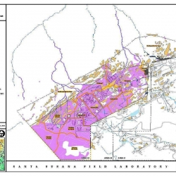 2010 DOE SSFL Area IV & Brandeis-Bardin AOC Chemicals Preliminary Remediation Areas MAP
