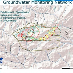 5-21-14 DTSC LARWQCB Groundwater Monitoring Network MAP