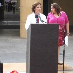 Dr. Sandra Aronberg, PSR-LA Environmental Health Ambassador