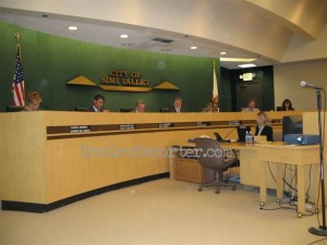 Simi Valley City Council meeting
