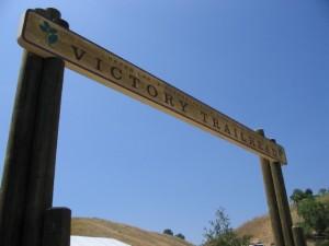Ahmanson Ranch Victory entrance