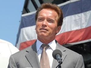 Gov Arnold Schwarzenegger