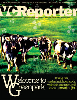 Welcome to Greenpark cover