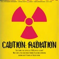 TWO MILE ISLAND – CAUTION RADIATION