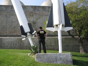 Early JPL rockets