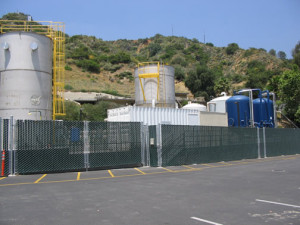 JPL water remediation system in 2006