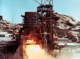 UCLA STUDY BURNS ROCKETDYNE