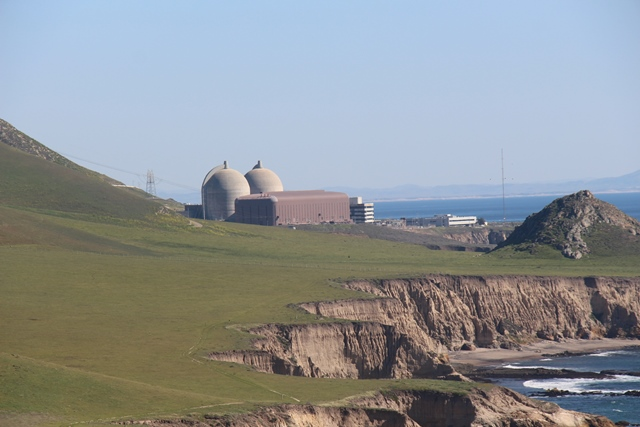 Diablo Canyon Nuclear Generating Station in 2015.