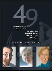 "Read Michael Collins' column in the 2007 gala program, ""The Dangerous Life."""
