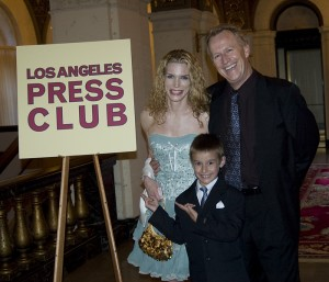 Denise Anne Duffield, her nephew Cameron Duffield, and Michael Collins