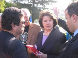 Diane Feinstein – January 16, 2008