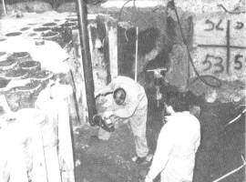 Sodium Reactor Experiment 6 – Demolition