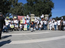 Veterans and the West LA VA