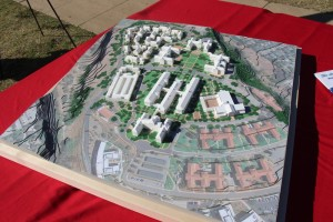 January 28, 2016 West LA VA master plan shows extensive dump terracing