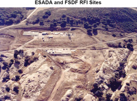 SSFL Area IV – Sodium Burn Pit