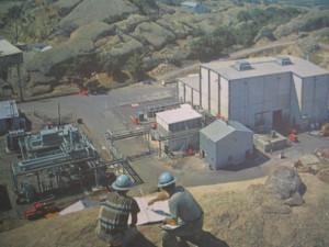 Sodium Reactor Experiment before the meltdown