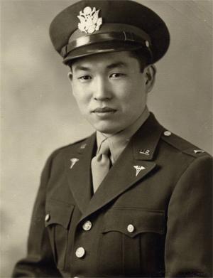 Dr. James Nobuo Yamazaki in U.S. Army