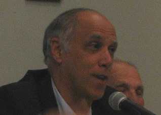 Dan Hirsch at SSFL meeting in March 2008