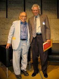Dr. James Yamazaki and Dr. Bennett Ramberg