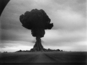 August 29, 1949 - Soviets detonate their first Atomic Bomb