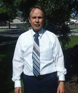 Meltdown Man John Pace in 2009