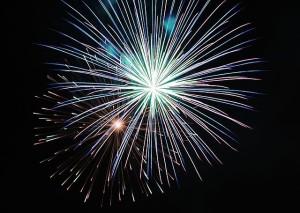 Fireworks - Kristina Servant