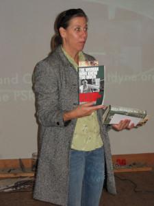 Rocketdyne activist Christina Walsh